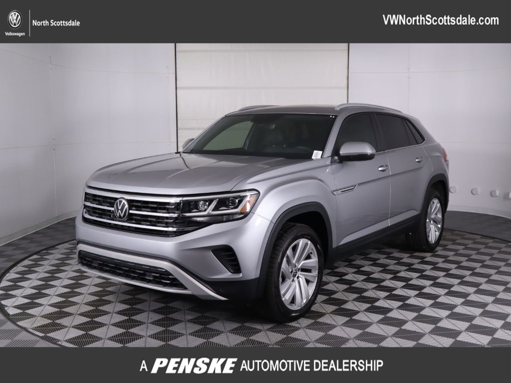 New 2020 Volkswagen Atlas Cross Sport 2.0T SE w/Technology FWD