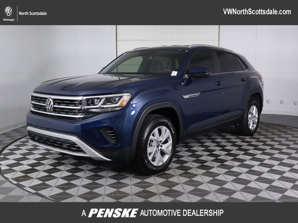 New 2020 Volkswagen Atlas Cross Sport 2.0T S FWD