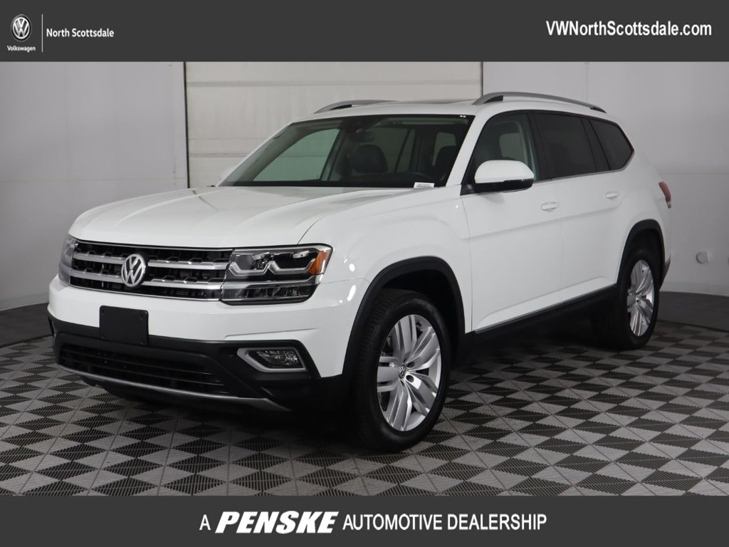 Certified Pre-Owned 2019 Volkswagen Atlas 3.6L V6 SEL FWD
