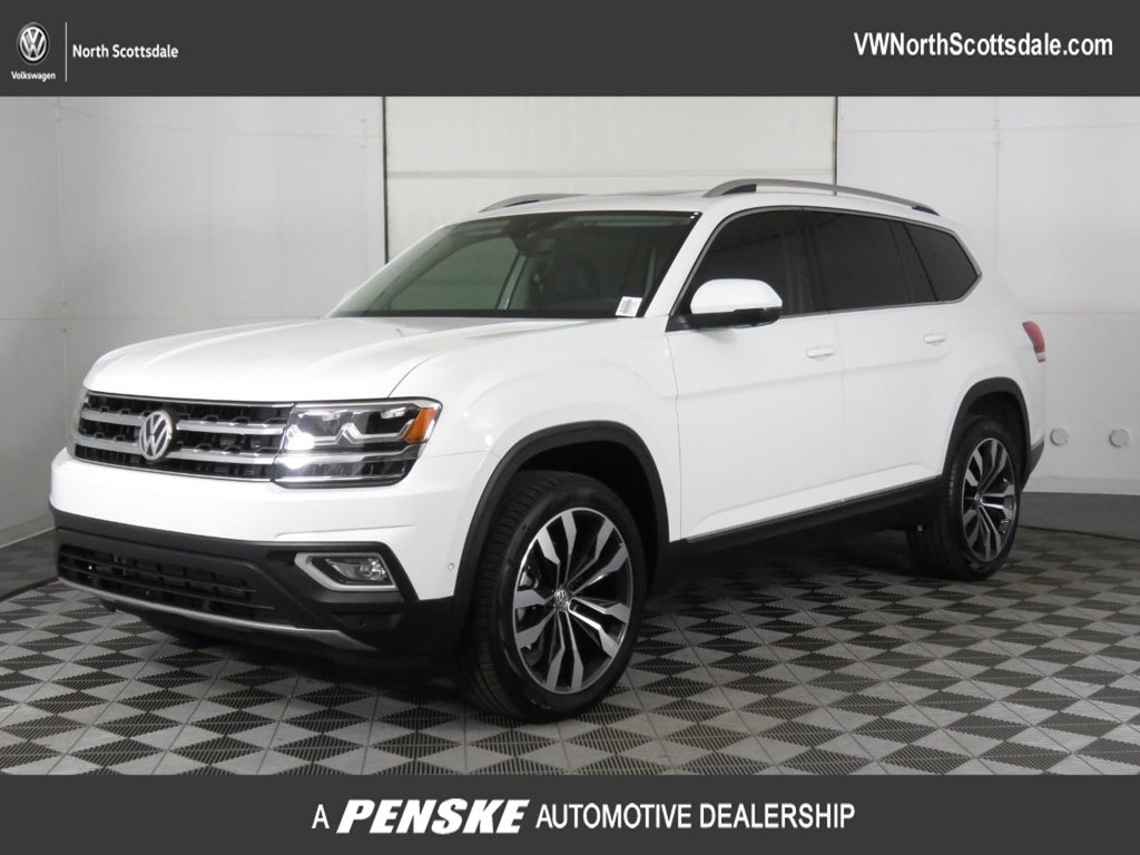 New 2020 Volkswagen Atlas 3.6L V6 SEL Premium 4MOTION