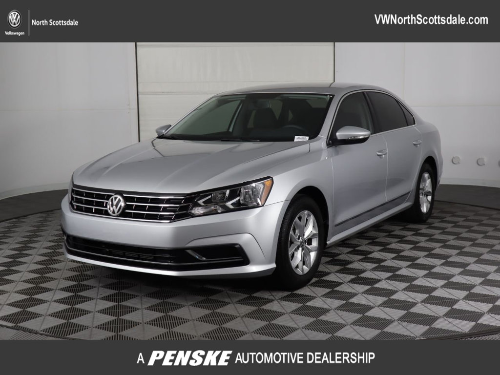 Certified Pre-Owned 2017 Volkswagen Passat 1.8T S Automatic