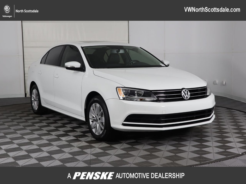 Certified Pre-Owned 2016 Volkswagen Jetta Sedan 1.4T SE w/Connectivity 4dr Automatic