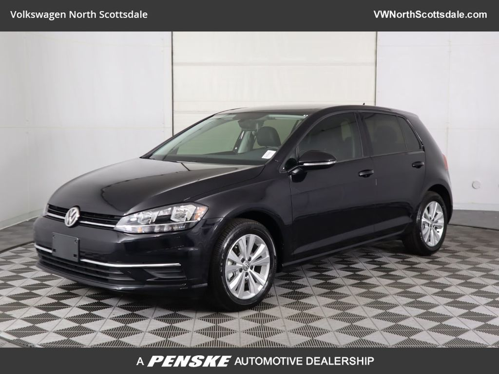 New 2020 Volkswagen Golf 1.4T TSI Automatic