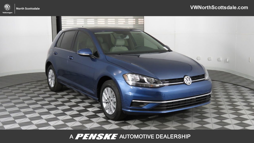 New 2019 Volkswagen Golf 1 4t S Automatic Sedan In Phoenix W15248