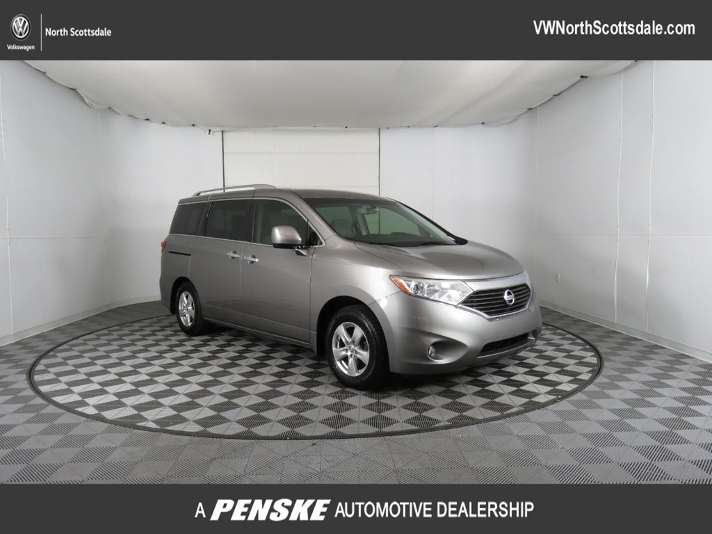 Pre-Owned 2012 Nissan Quest 4dr SV
