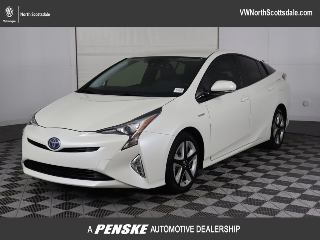 Pre-Owned 2016 Toyota Prius 5dr Hatchback Three Touring