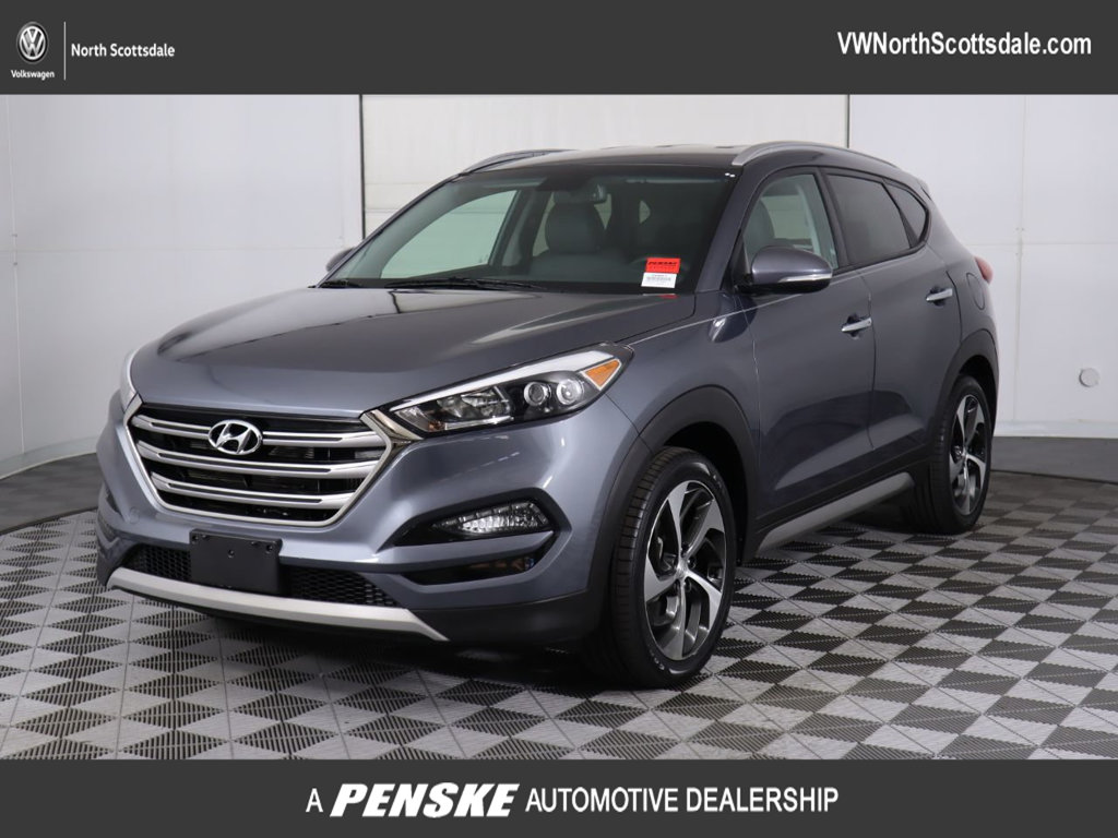 Pre-Owned 2017 Hyundai Tucson Limited AWD