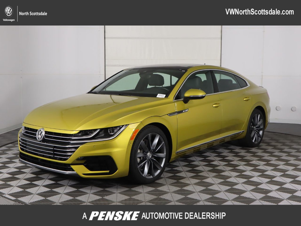 Certified Pre-Owned 2019 Volkswagen Arteon SEL Premium R-Line 4MOTION w/20