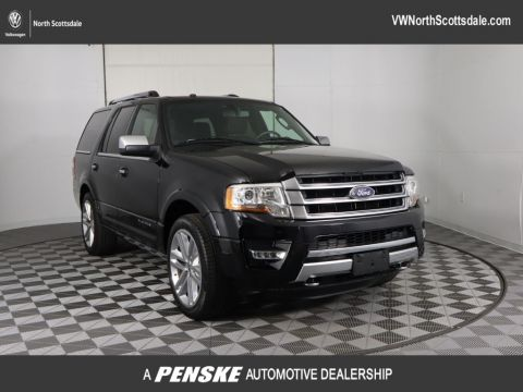Pre-Owned 2016 Ford Expedition 4WD 4dr Platinum