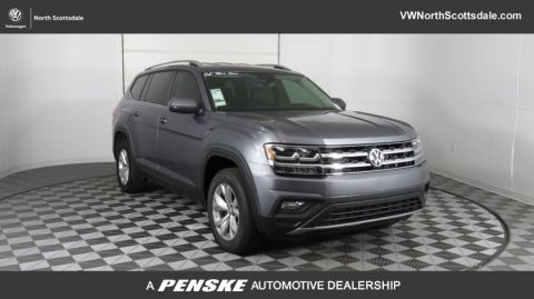 New 2018 Volkswagen Atlas 3.6L V6 SE w/Technology 4MOTION