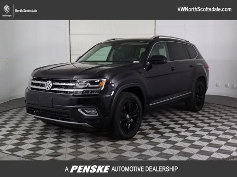 Certified Pre-Owned 2019 Volkswagen Atlas 3.6L V6 SEL Premium 4MOTION