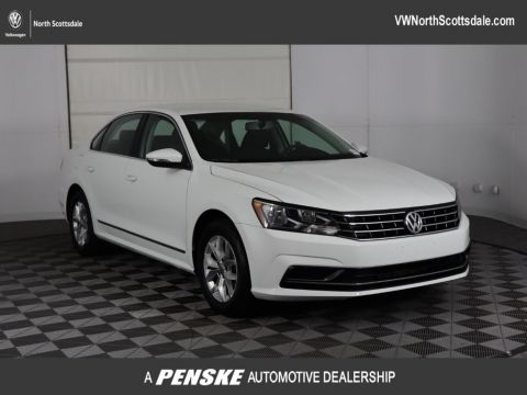Certified Pre-Owned 2016 Volkswagen Passat 4dr Sedan 1.8T Automatic S PZEV