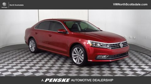New 2018 Volkswagen Passat 2.0T SE w/Technology Automatic