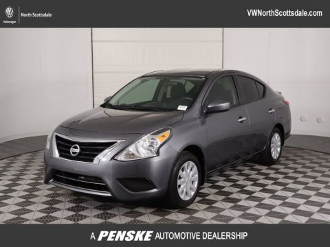 Pre-Owned 2017 Nissan Versa Sedan SV CVT