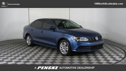Pre-Owned 2018 Volkswagen Jetta 1.4T S Automatic