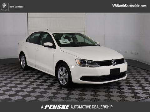 Certified Pre-Owned 2012 Volkswagen Jetta Sedan 4dr Manual TDI