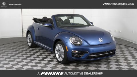 New 2019 Volkswagen Beetle Convertible SE Automatic