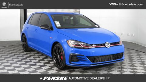 New 2019 Volkswagen Golf GTI GOLF 4DR HB RABBIT ED DSG