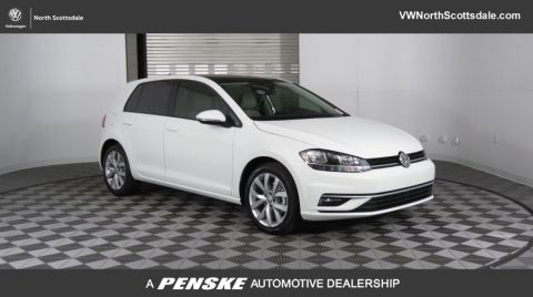 New 2019 Volkswagen Golf 1.4T SE Automatic