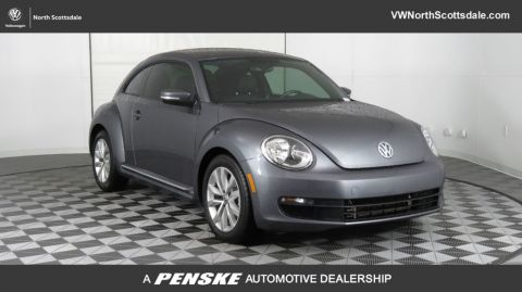 Certified Pre-Owned 2016 Volkswagen Beetle Coupe 1.8T SE PZEV 2dr Automatic