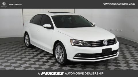 Certified Pre-Owned 2016 Volkswagen Jetta Sedan 1.8T SEL Premium 4dr Automatic