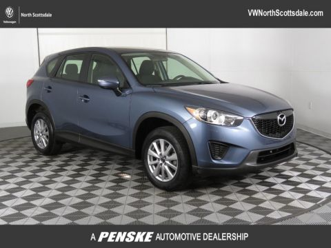Pre-Owned 2015 Mazda CX-5 AWD 4dr Automatic Sport
