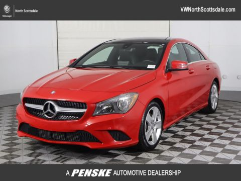 Pre-Owned 2016 Mercedes-Benz CLA 4dr Sedan CLA 250 FWD
