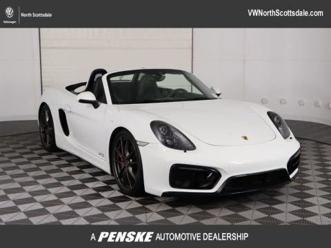 Pre-Owned 2015 Porsche Boxster 2dr Roadster GTS